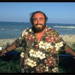 Cooking with Pavarotti