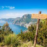 """Sentiero degli Dei"" – panoramic path in the godlike Amalfi Coast"