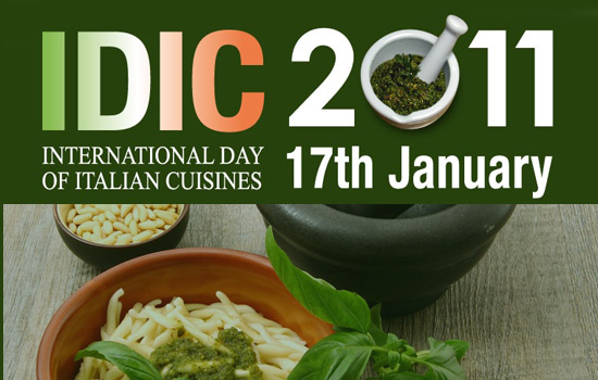 International Day Italian Cuisine 2011