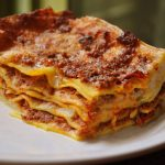 "Italian Meat Lasagna Recipe: how to Cook it ""alla Bolognese"""