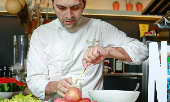 Pietro Parisi, the Farmer Chef