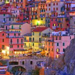 The biggest nativity scene in the world?  At the Cinque Terre