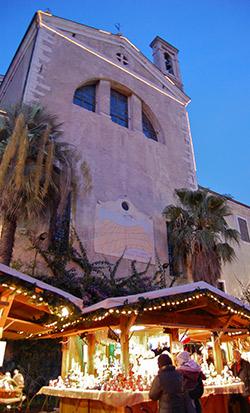 Arco Christmas market