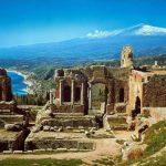 The force of Italian volcanoes: the secret city of Pompei