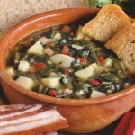 Tuscan soup: Acquacotta Recipe