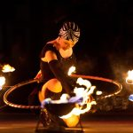 The Teatro del Fuoco International Fire-dancing Festival returns to Palermo at the end of July!