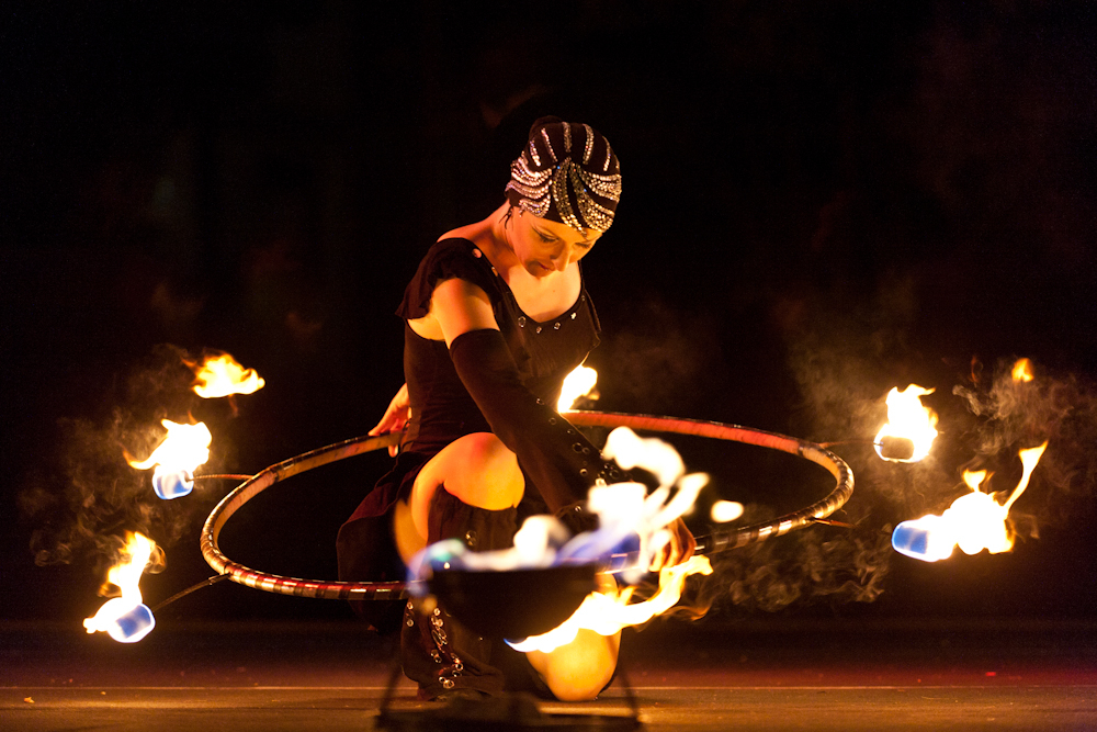 Teatro del Fuoco: International Fire-dancing Festival (Palermo-Sicily) - July 2016 - sparkling lovers