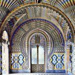 Sammezzano Castle: elegant piece of architecture in Italy