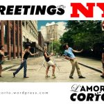L'Amore Corto, a short-film produced entirely by Italians in NY