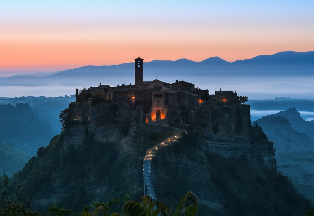 10 hidden gems of italy ville in blog for Ville in italia