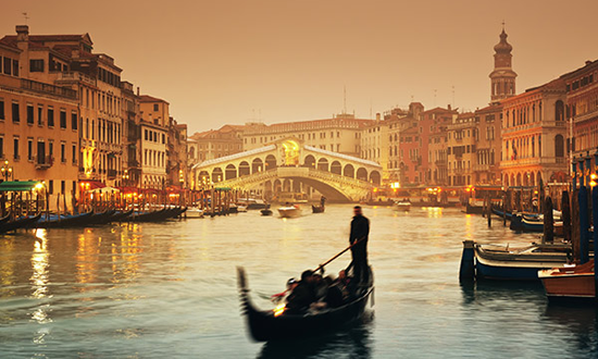 Venice - Mysterious itineraries