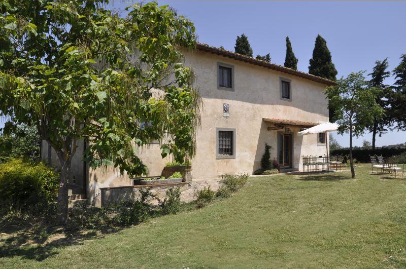 Villa Rentals in Barberino Val d'Elsa: Florence & Tuscany - Italy: Borgo Iris