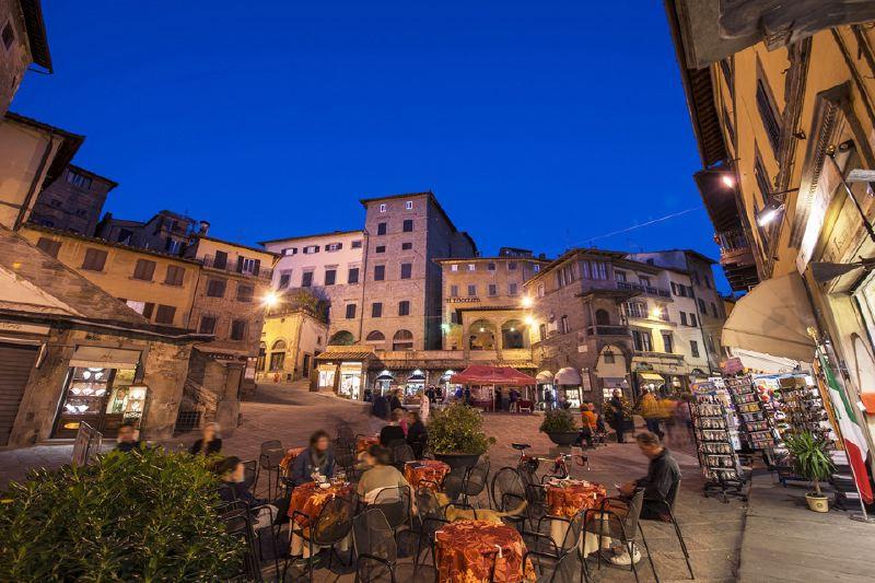 Villa Rentals in Cortona : Florence & Tuscany - Italy: Casa Gilda