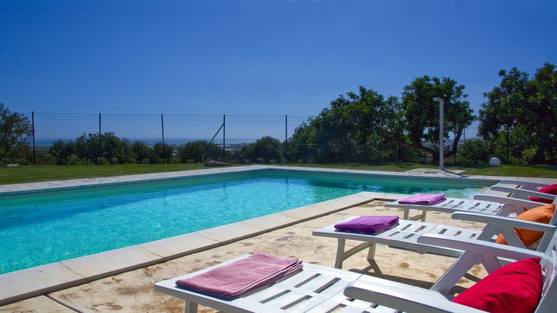 Villa Rentals in Scicli : Sicily - Italy: Casa Malva