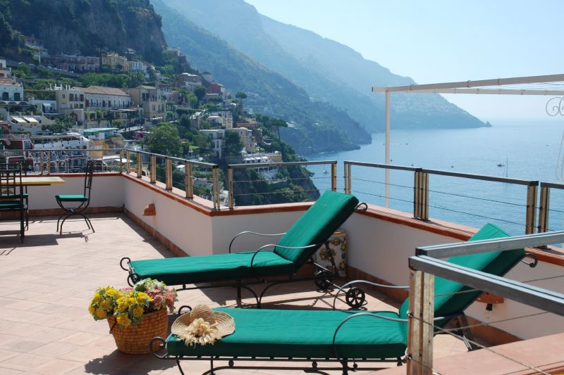 Casa patti villas in positano to rent ville in italia for Casa positano