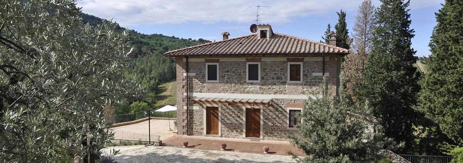 Giada - holiday villas in Bagno a Ripoli - Ville in Italia