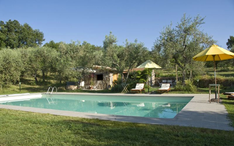 Il Fontanaccio Roccalvecce Viterbo Villas For Rent