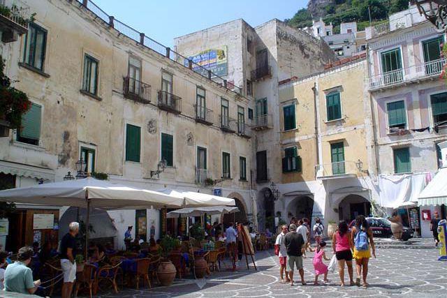 La Fontanella Villas In Atrani To Rent Ville In Italia