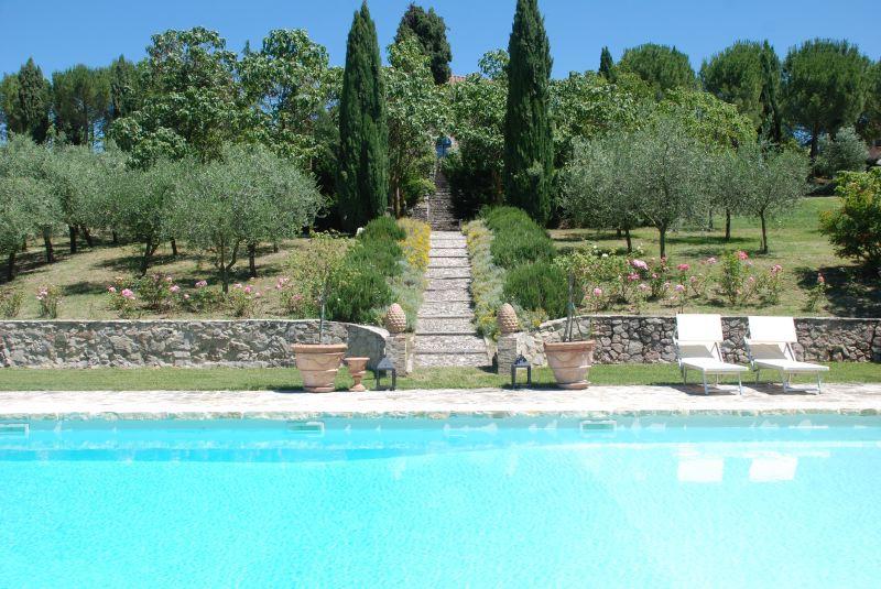 Villa Rentals in Todi : Umbria - Italy: Valle dei Sogni