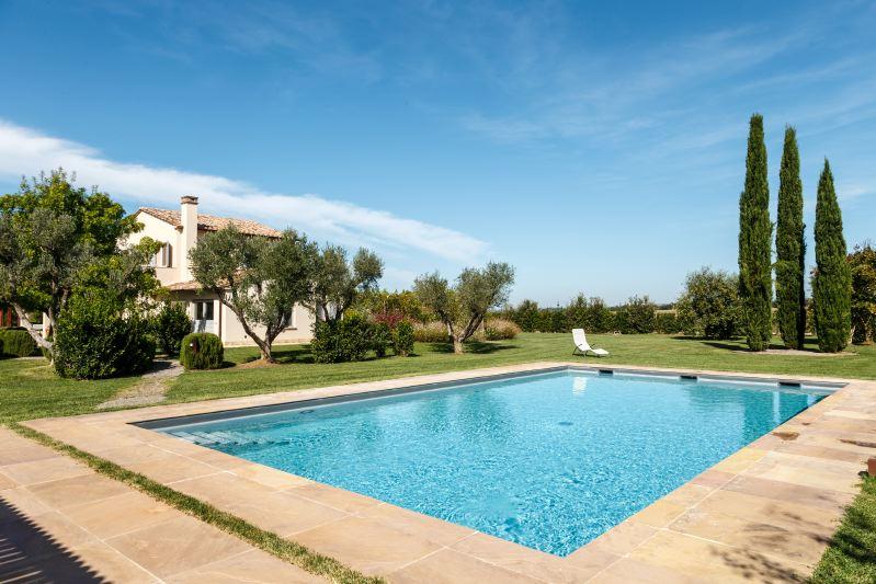 Villa Rentals in Capalbio : Florence & Tuscany - Italy: Villa Amore