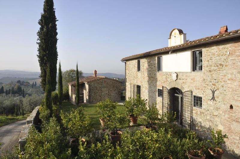 Villa Rentals in Bagno a Ripoli: Florence & Tuscany - Italy: Villa Fontesanta