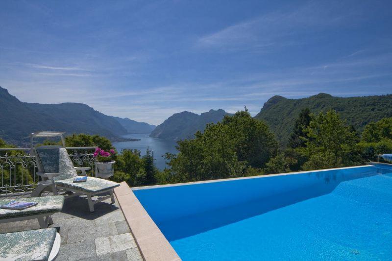 Villa Rentals in Bellagio/Lake Como: Lombardy - Italy: Villa Grazia