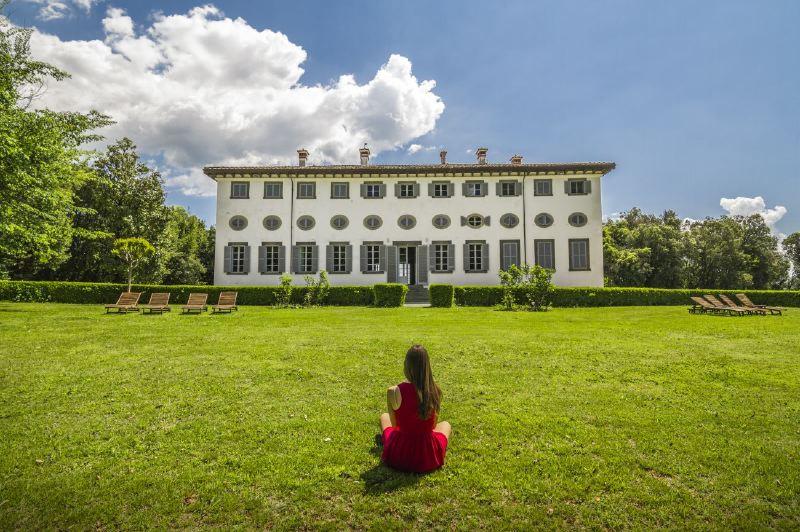 Lucca Район-Лукки Тоскана Villa Guinigi gallery 001