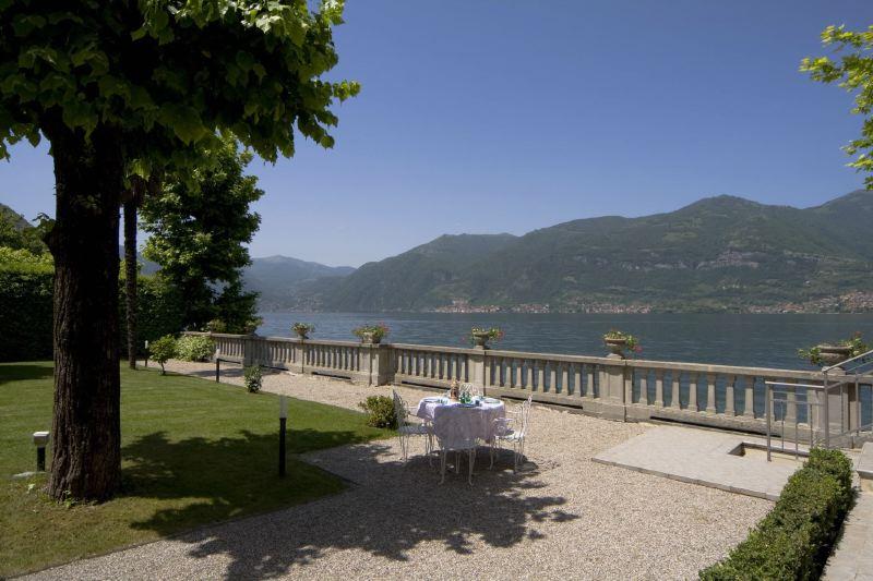 Villa Rentals in Lezzeno/Lake Como: Lombardy - Italy: Villa Lucia