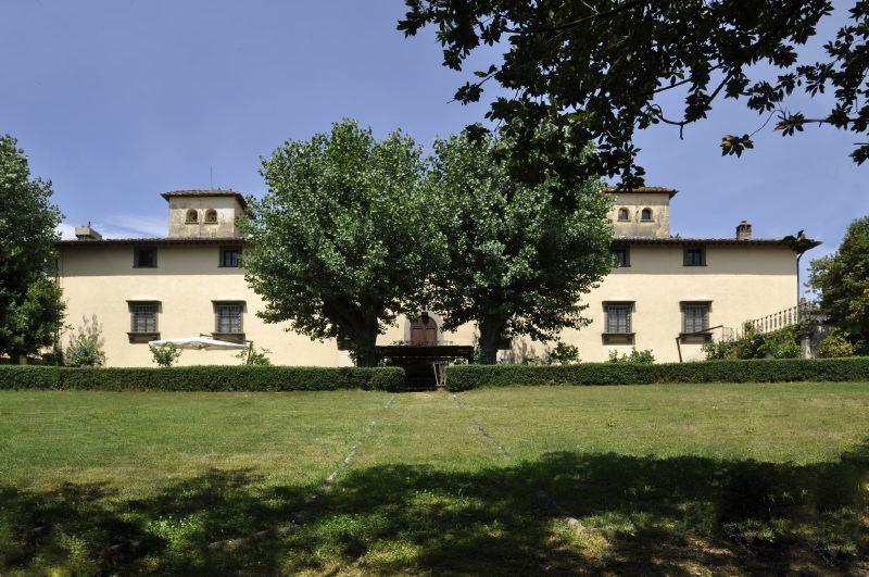 Villa Rentals in Montespertoli : Florence & Tuscany - Italy: Villa Montagnana
