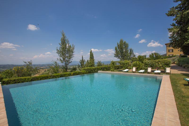 Villa Rentals in Bagno a Ripoli: Florence & Tuscany - Italy: Villa di Tizzano