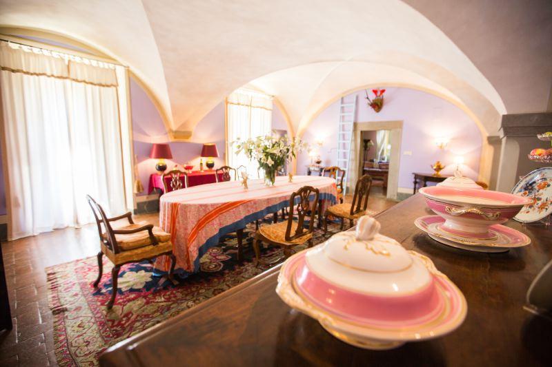 Villa di tizzano bagno a ripoli villas for rent ville in italia - Bagno di ripoli firenze ...