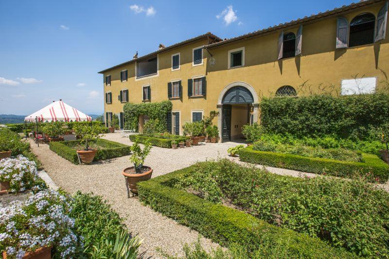 Villa Di Tizzano Bagno A Ripoli Villas For Rent Ville