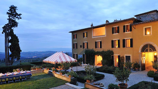 Castles In Tuscany To Rent Historic Properties Ville In